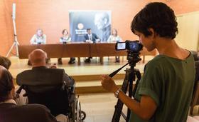 Transmissão Televisiva da Beatificação de D. Álvaro